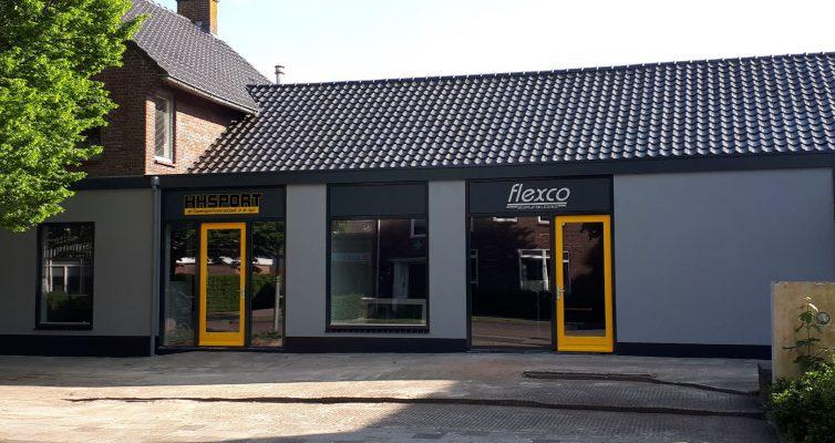 Afbeelding Pand Flexco aan de Linthorst Homan 10 in Smilde
