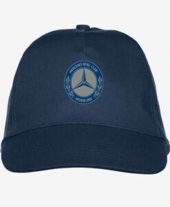 Afbeelding MBCN cap met logo marine